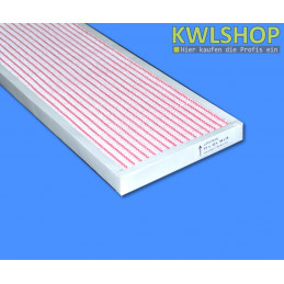 Wolf CWL 300, CWL 400 ohne Bypass, Filterset, F7, Iso ePM2,5 65%, Panelfilter