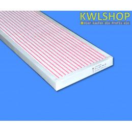 Wolf CWL 300, CWL 400 ohne Bypass Ersatzluftfilter Filterklasse F7 - ISO ePM2.5 65%, Panelfilter