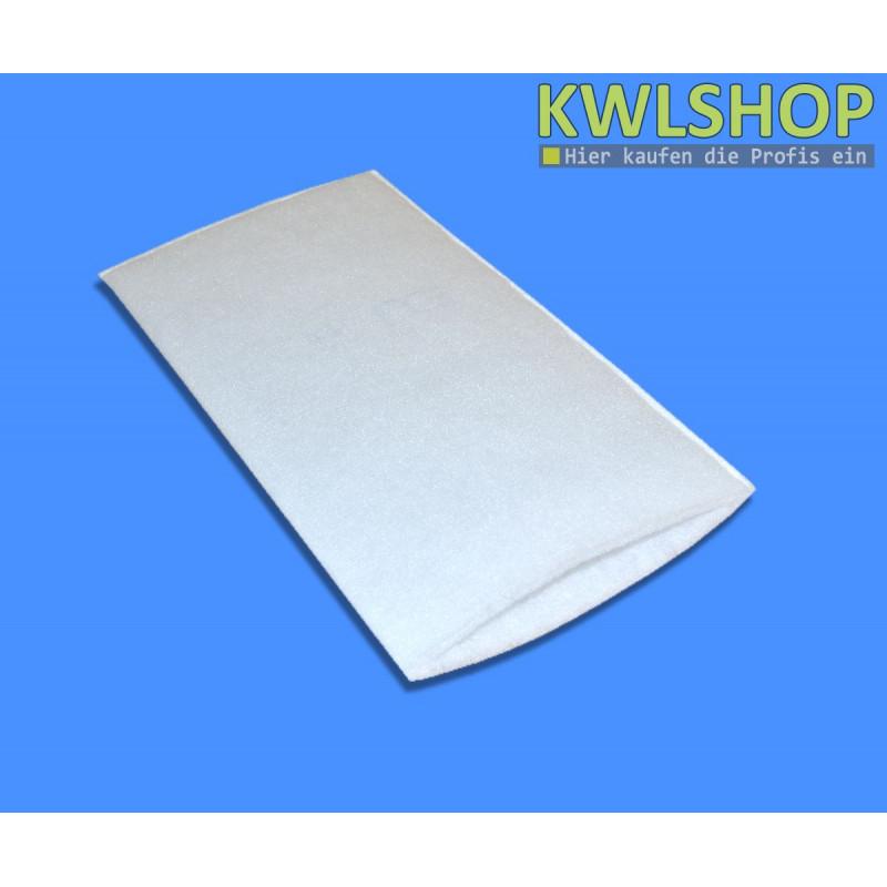 Balzer HRV 15, Ersatzluftfilter, G4, ISO Coarse 60%, weiß