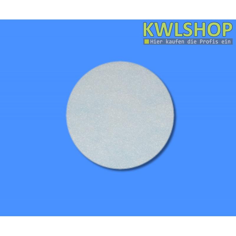 Helios DLV 125, G4, Ersatzfilter, Lüftungsventilfilter, G4, ISO Coarse 60%, weiß