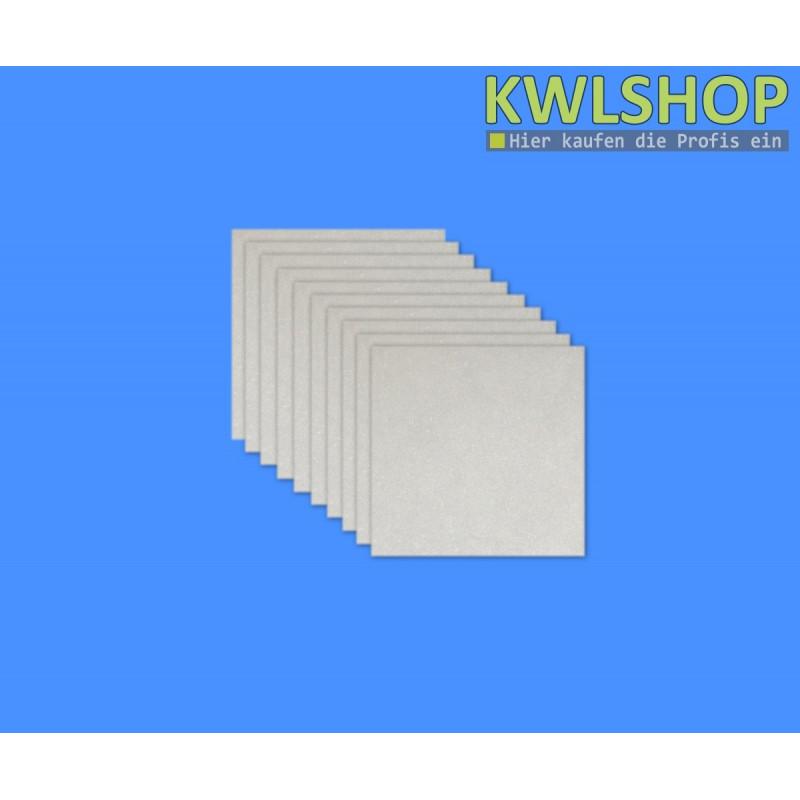 Lunos LR 80 Ersatzfilter, Luftfilter, Badlüfter, G2, Iso Coarse 30%