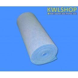 Filterrolle blau weiß