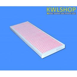 Wolf CWL 300, CWL 400 ohne Bypass Luftfilter Panelfilter