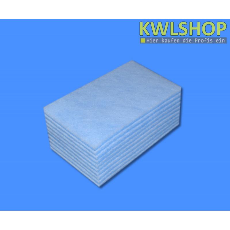 Nilan Comfort 300 (ab 2013), Ersatzluftfilter, G4, Iso Coarse 60%, Filtermatten