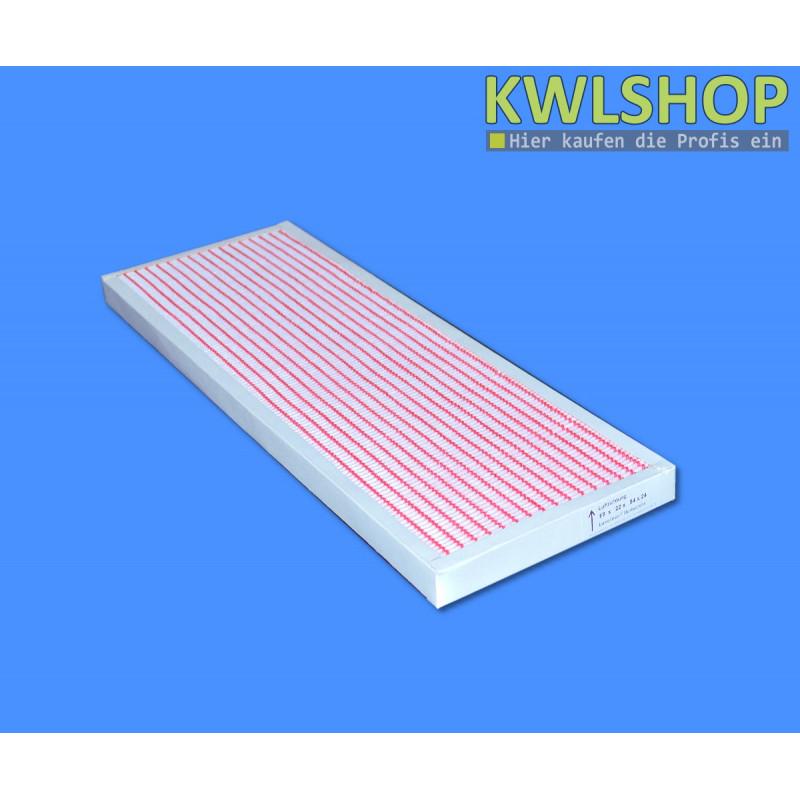 Brink Renovent Excellent 300/400,  Luftfilter Panelfilter F7