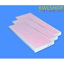 Brink Renovent HR Medium/Lange 300/400  ,  Panelfilter F7