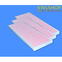 Brink Renovent HR Medium/Lange 250 /325 ohne Bypass, Panelfilter F7