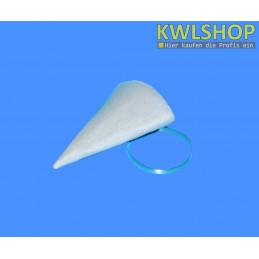 10 Stück Filter (Luftfilter, Filtermatten) Filterklasse G4 für Wolf CWL 180 KWL
