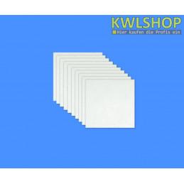 100 Stück Filter G4 für Brink Renovent HR Medium / Lange 250/325 mit Bypass