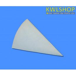 Kegelfilter G4, Iso Coarse 60%, weiß, DN 315mm, 600mm lang, Stärke 17-20mm