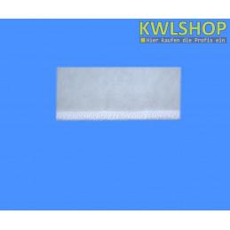 Naht Kegelfilter G4, DN 100, 180mm lang, Iso Coarse 60%, weiß