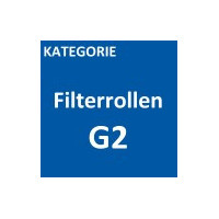 Luftfiltermatte  G2 / ISO Coarse 30%, Filterflies, Filterrolle