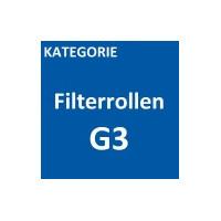 Luftfiltermatte  G3 / ISO Coarse 45%, Filterflies, Filterrolle