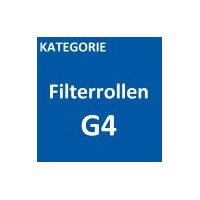 Luftfiltermatte  G4 / ISO Coarse 60%, Filterflies, Filterrolle